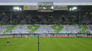 AS Saint Etienne - Stade Geoffroy Guichard