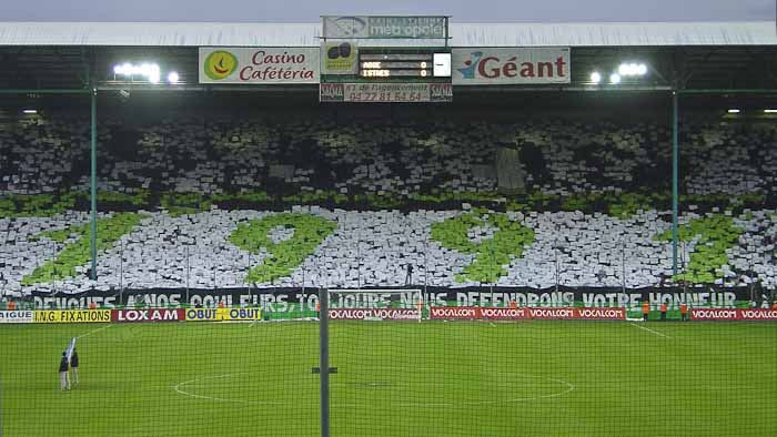 Billet ASSE- Stade Geoffroy Guichard