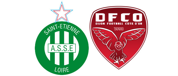 AS Saint-Etienne – Dijon FCO