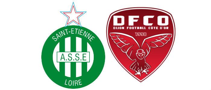 AS Saint-Etienne – Dijon FCO