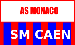AS Monaco Billets Sm Caen ligue 1