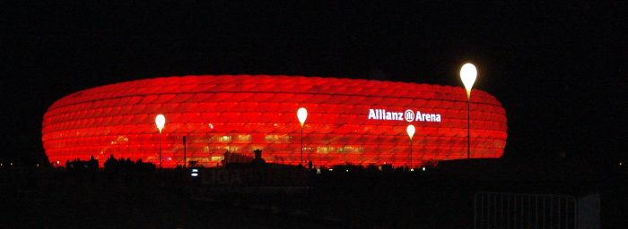 L'Allianz Arena Bayern Munich