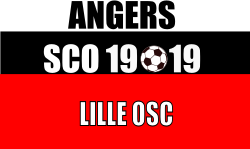 Billetterie Angers - Lille OSC