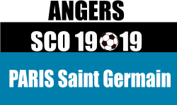 Place de foot: ASCO - PSG