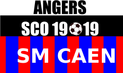 Billetterie ANgers SCO - Match Ligue 1 SM Caen