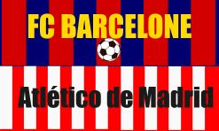 Place de foot Barcelone Atletico