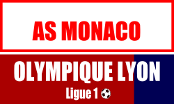 Billet AS Monaco OL