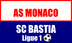 Billet AS Monaco SC Bastia