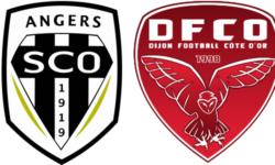 Billet Angers SCO Dijon FCO
