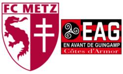 Billet FC Metz – En Avant de Guingamp