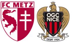 Billet FC Metz – OGC Nice