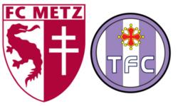 Billet FC Metz - Toulouse FC