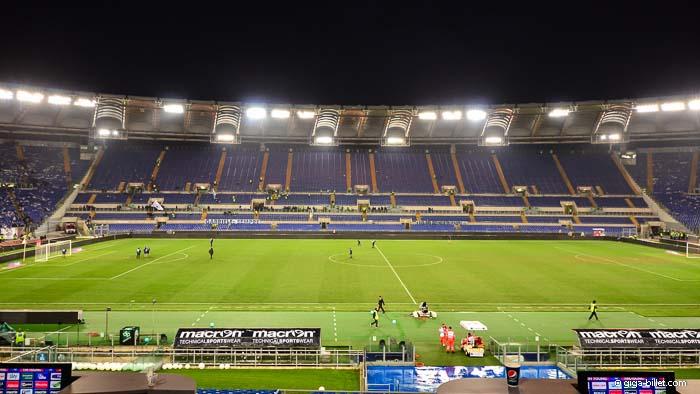 Italie Rugby - Stadio Olimpico Rome