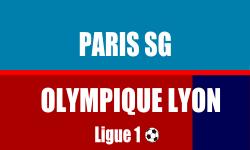 Billet PSG - Lyon