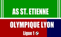 Billet Saint-Etienne Lyon