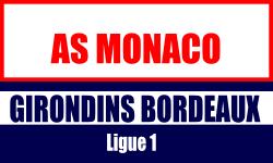 Billet Monaco Girondins