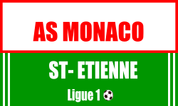Billet Monaco Saint Etienne