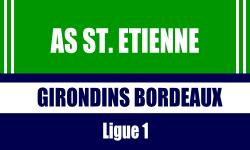 Billet Saint Etienne Girondins