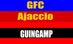 Billets Ajaccio - Guingamp