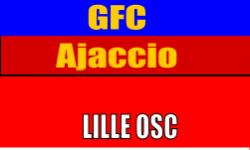 Billets Ligue 1 Ajaccio -Lille