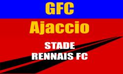 Ajaccio - Stade de Rennais Billets