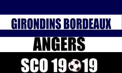 Billet match Ligue 1 Bordeaux - Angers