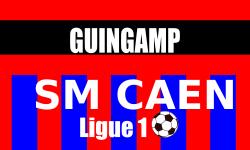 Place de foot Guingamp - sm caen