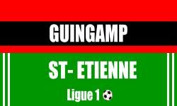 Billet Guingamp Saint Etienne