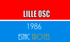 Billetterie Ligue 1 Lille - Match ESTAC Troyes