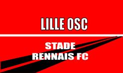 Billets foot Lille - Rennais