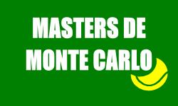 Billets Tennis Masters de Monte-Carlo