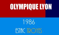 Billetterie en ligne Ligue 1 Olympique Lyonnais Troyes