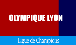Place de foot Olympique Lyon Champions League