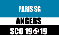 Place de foot Paris SG - Angers SCO