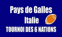 Billets Pays de Galles - Italie 6 Nations