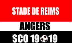 Match de Foot Ligue 1 Stade de Reims Angers