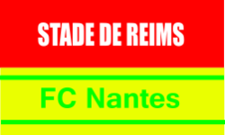 Place de foot Reims- Nantes