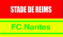 Place de foot Reims- Nantes