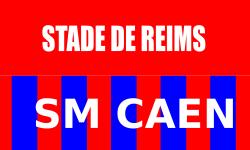 Billetterie Stade de Reims Ligue 1 - Match SM Caen