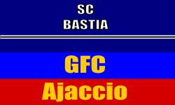 Billets SCB Ajaccio