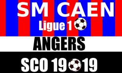 Billets Caen Angers
