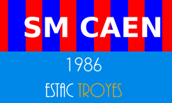 Place de foot Ligue 1 SM Caen vs ESTAC Troyes