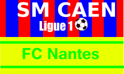 Billetterie Caen Ligue 1 -Match Caen Nantes