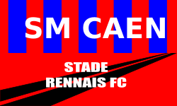 Place Ligue 1 Caen Rennes