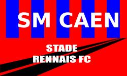 Place Ligue 1 Caen Rennes