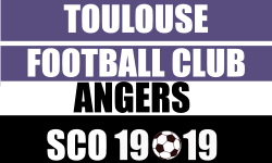 Place Toulouse Agers SCO Match Ligue 1