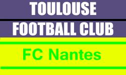 Billet Toulouse - Nantes