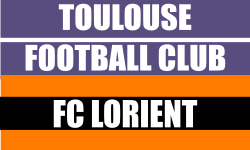Billetterie Toulouse FC - Match FC Lorient