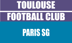 Place de foot Toulouse PSG Ligue 1