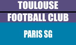 Place de foot Toulouse PSG Ligue 1